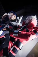 BlazBlue - Clash by Bakasteam
