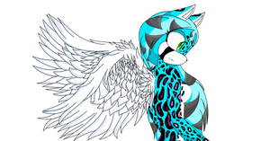 ~Xx- Shaila The Winged Jaguar -xX~ by Pxste-I