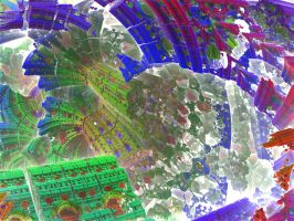 3D Fractal stock no1 by Dr-Pen