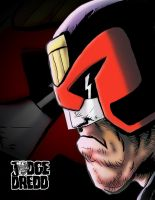 Judge Dredd by FortriuPict
