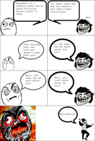Megadeth Rage Comic by Whitefeathers92