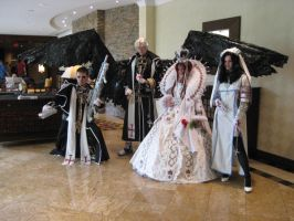 Trinity Blood group shot 1 by Melskie