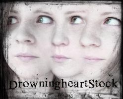 threesomes by drowningheart-stock