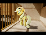 [SFM] Applejack IRL by Moonight118