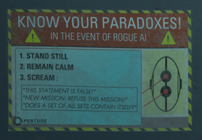 Paradoxes :D by hackeye