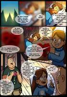 Gravity Falls Comic : Golden Surprise 16 by Jack-a-Lynn