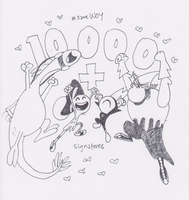 #saveWOY 10,000 Signatures!!!! by AgentBengalTiger