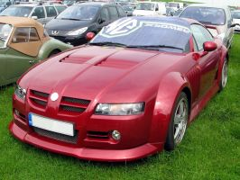 MG XPower SV by loganberrybunny