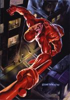 Daredevil by DaveDeVries