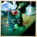 wooly owl by mumitrold