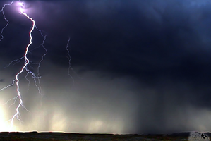 Lightning Strike by bnsa
