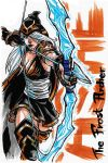 League of Legends - Ashe by ElectroCereal