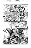 AQUAMAN Issue 11 Page 04 by JoePrado2010
