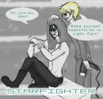 STARFIGHTER by beelaura