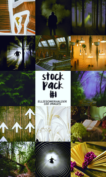 Stock Pack #1 by elliesomerhalder