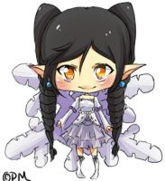 SweetKaze: Chibi 2 by Promsien