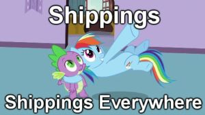 Shippings Everywhere by DrakkenlovesShego12