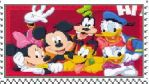 Disney Friends Stamp by manknux5667
