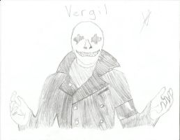Vergil by ConnorGael