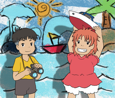 Ponyo by DKLreviews