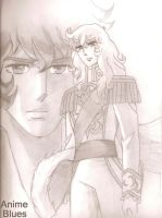 Rose of Versailles by Aoianime