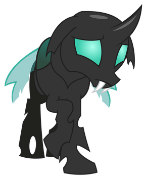 Vector - Shy Thorax by SketchMCreations