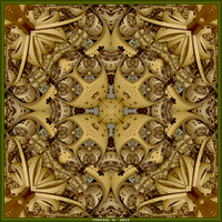 Menger Mandala by fraxialmadness3