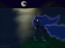 Princess of the Night by Sludge888