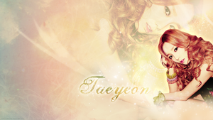 TaeTiSeo Twinkle Tae Yeon HD Wallpaper 02 by yoojinkim