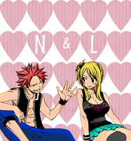 Fairy tail side story NaLu by Ronannturtle