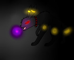 Cot used Shadow Ball by IcexLilly