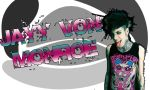 Jayy Von Monroe Wallpaper by extrEMO1
