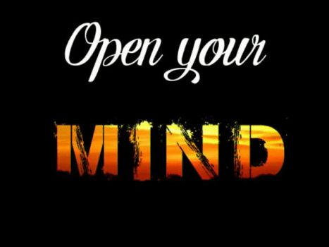Open your mind by SophieCoderraTeam