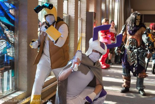 Medabots by Smurrie