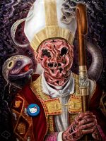 Bacon Bishop by Fleshgoredon