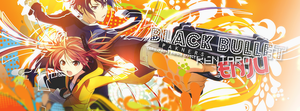 Black Bullet by tammypain