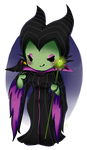 Maleficent by Yoshiebutt
