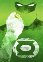 Green Lantern by jcronel
