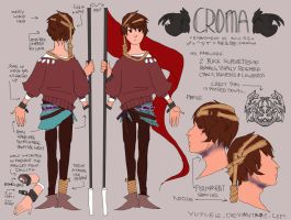 REF - Croma by yujlee