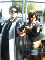 Black Lagoon Cosplay by DeathWrathAngel