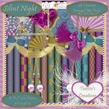 Tc Silentnight Preview by TootsiesCreationz
