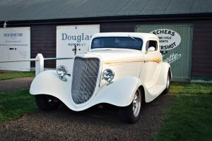1934 Ford Coupe by FurLined