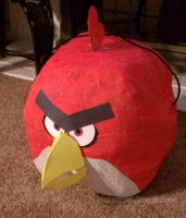 Angry Birds Pinata by LnknPrk7Snoopy