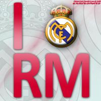 i love real madrid by zeidroid