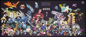 7 Glorious Weeks, Pony Pokemon Duo Go British! by DrLonePony