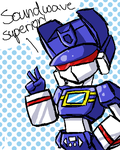 Soundwave Superior by Shioji-san