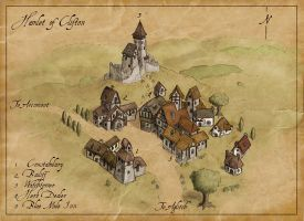 Hamlet of Clifton by Sapiento