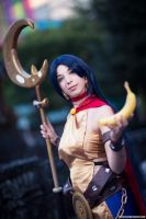 Soraka- Yes, that was a banana by Flanna