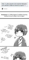 [APH]Ask Tumblr[Nihon~] by KanaAmai