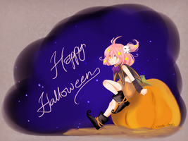 Happy Halloween 2013 by Nerah-chan